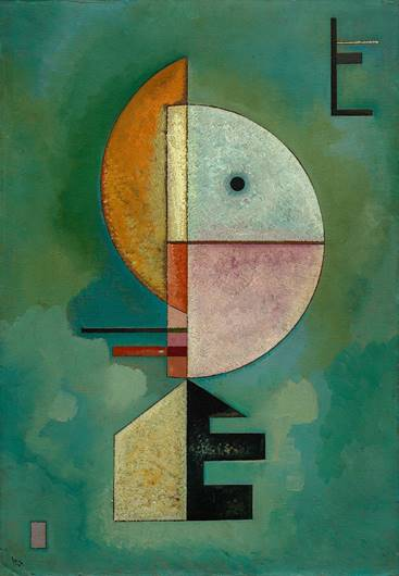 Upward by Vasily Kandinsky, 1929.jpg
