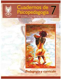 Imagen de la página inicial de la revista